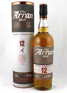 Picture of Arran 12yo Cask Strength B6