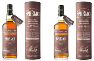 Picture of Benriach 1999/2015 Batch 12