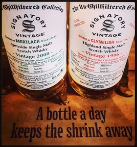 Picture of Clynelish 19yo 1996/2016 SV for TBD