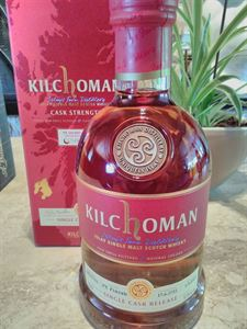 Picture of Kilchoman 2011 PX Sherry for Belgium