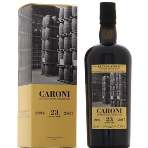 Picture of Caroni 23yo 1994/2017 Rum Velier