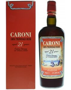 Picture of Caroni 21yo 1996 Rum Velier