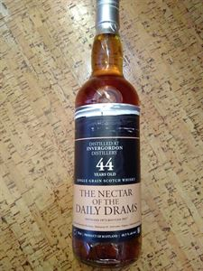 Picture of Invergordon 44yo 1973/2017 The Nectar of the Daily Drams
