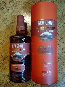 Picture of New Grove 2009 Limousin Cask for BE Rum