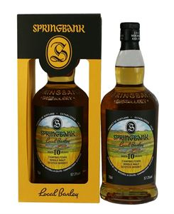 Picture of Springbank 10yo 2007 Local Barley
