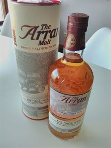 Picture of Arran 2007 Rum Finish For Belgium v2018