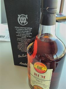 Picture of Caroni 20yo 1998/2018 Cadenheads for The Nectar Belgium