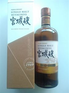 Picture of Miyagikyo Bourbon Wood Single Malt