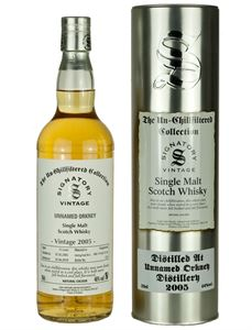 Picture of Unnamed Orkney 13yo 2005/2018 SV