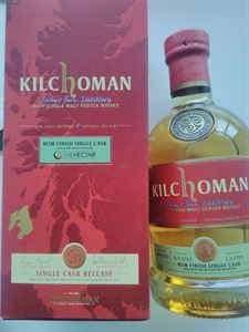 Picture of Kilchoman 2012/2019 Rum Cask for Belgium