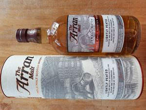 Picture of Arran 9yo 2010/2019 Lightly Peated For Belux Small batch
