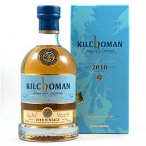 Picture of Kilchoman 2010 vintage