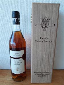 Picture of Vallein Tercinier Cognac 1977 Petite Champagne