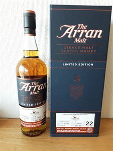 Picture of Arran 22yo Sherry Cask for Belgium