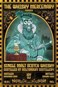 Picture of Miltonduff 10yo 2009/2020 The Whisky Mercenary