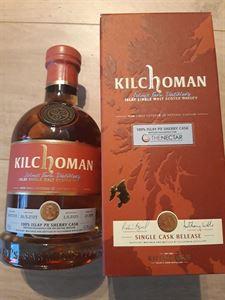 Picture of Kilchoman 2015/2020 100% Islay PX for Belgium