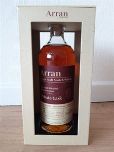 Picture of Arran 2013 Sherry Single Cask for Belgium
