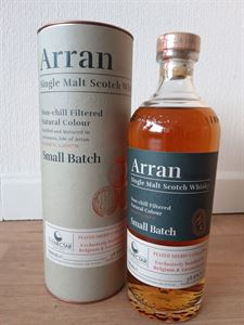 Picture of Arran Peated Sherry Small Batch for Belgium